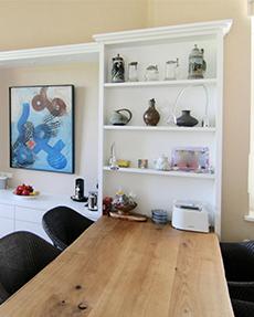 Neu-Gestaltung einer Wohnung